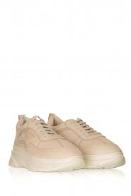 Copenhagen Footwear |  Leather sneakers CPH60 | nude  | Picture 3