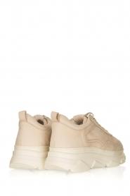 Copenhagen Footwear |  Leather sneakers CPH60 | nude  | Picture 4