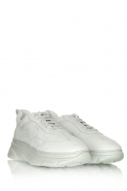 Copenhagen Footwear |  Leather sneakers CPH60 | white  | Picture 4