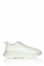 Copenhagen Footwear |  Leather sneakers CPH60 | white  | Picture 3