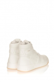 Copenhagen Footwear |  High leather sneakers CPH406 | white  | Picture 4