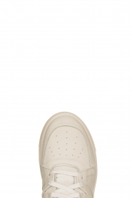 Copenhagen Studio's |  High leather sneakers CPH406 | white  | Picture 5