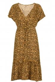 Freebird |  dierenprint | Leopard print dress Tara   | Picture 1