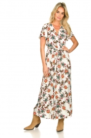 Freebird | Maxi dress Ivana | multi  | Picture 5
