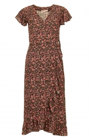 Freebird |  zwart | Maxi dress Rosy  | Picture 1