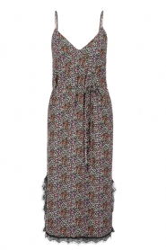 Freebird |  Sleeveless midi dress Ilona | black  | Picture 1