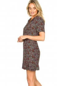 Freebird |  Floral dress Noena | black  | Picture 5
