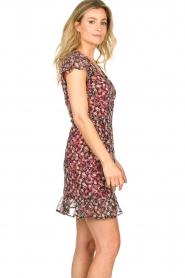 Freebird |  Dress with flowerprint Rosy | black  | Picture 5