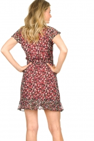 Freebird |  Dress with flowerprint Rosy | black  | Picture 6