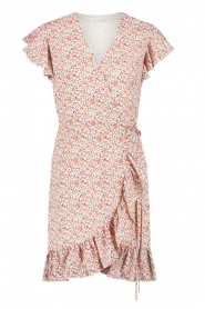 Freebird |  Floral dress Rosy | pink  | Picture 1