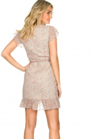 Freebird |  Floral dress Rosy | pink  | Picture 6