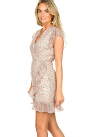 Freebird |  Floral dress Rosy | pink  | Picture 5