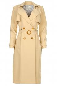 Aaiko |  Trench coat Tuana | beige  | Picture 1