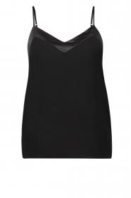 Aaiko |  Sleeveless top Vaxi | black  | Picture 1