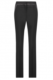 Aaiko |  Straight trousers Vanory | black  | Picture 1