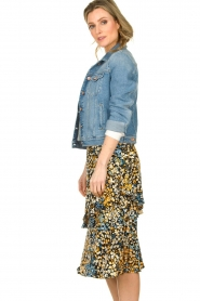 Aaiko | Skirt with print Coby | multi  | Picture 4