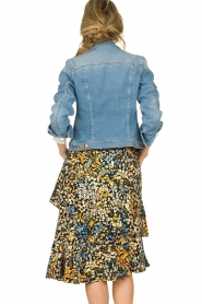 Aaiko | Skirt with print Coby | multi  | Picture 5