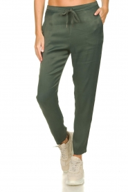 Aaiko |  Sweatpants Hannea | green  | Picture 2