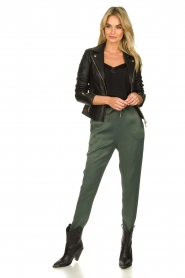Aaiko |  Sweatpants Hannea | green  | Picture 3
