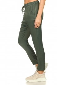 Aaiko |  Sweatpants Hannea | green  | Picture 4