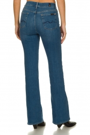 7 For All Mankind |  High waist bootcut jeans Lisha | blue  | Picture 5