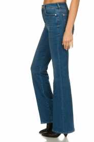 7 For All Mankind |  High waist bootcut jeans Lisha | blue  | Picture 4