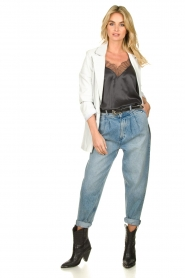 IRO |  Baggy high waist jeans Joppo | blue  | Picture 3