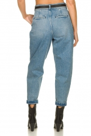 IRO |  Baggy high waist jeans Joppo | blue  | Picture 6