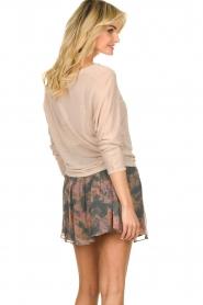 IRO |  Printed skirt Monieux | grey  | Picture 5