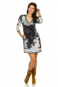 Hale Bob | Microfibre dress Romantic | black  | Picture 3