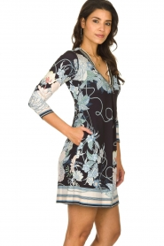 Hale Bob | Microfibre dress Romantic | black  | Picture 4