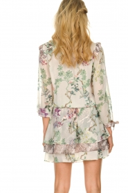 Hale Bob |  Floral dress Jeanette| naturel  | Picture 5