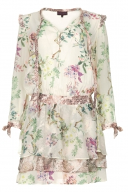 Hale Bob |  Floral dress Jeanette| naturel  | Picture 1