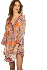 Hale Bob |  Dress with print | multi  | Picture 3