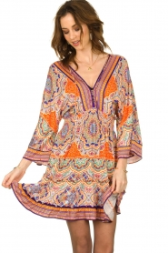 Hale Bob |  Dress with print | multi  | Picture 4