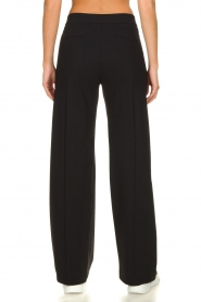 D-ETOILES CASIOPE |  Wrinkle-free stretch trousers Trixie | black  | Picture 6