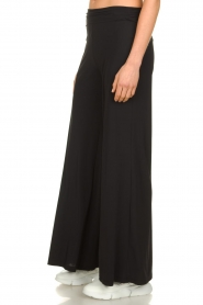D-ETOILES CASIOPE | Travelwear palazzo pant Tabasco | black  | Picture 5