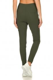 D-ETOILES CASIOPE |  Travelwear pants Guet | green  | Picture 5