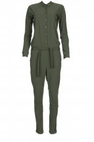 D-ETOILES CASIOPE |  Travelwear jumpsuit Tiamo | green  | Picture 1