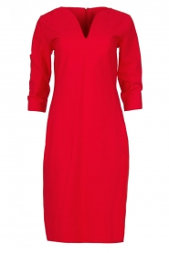 D-ETOILES CASIOPE |  Travelwear dress Trento | red  | Picture 1