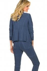 D-ETOILES CASIOPE |  Travelwear  blazer Tokio | blue  | Picture 6