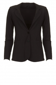 D-ETOILES CASIOPE |  Travelwear blazer Saintes | black  | Picture 1