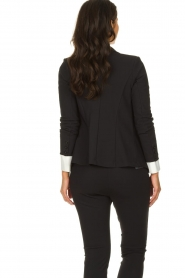 D-ETOILES CASIOPE |  Travelwear blazer Saintes | black  | Picture 5
