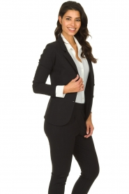 D-ETOILES CASIOPE |  Travelwear blazer Saintes | black  | Picture 4