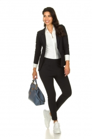 D-ETOILES CASIOPE |  Travelwear blazer Saintes | black  | Picture 3