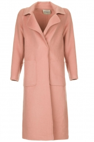 Clairval |  Super soft coat Carole | pink  | Picture 1