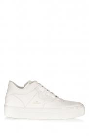 Copenhagen Footwear | Leren sneakers CPH36 | wit  | Afbeelding 1