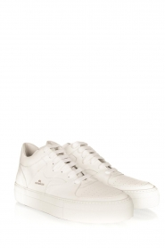 Copenhagen Footwear | Leren sneakers CPH36 | wit  | Afbeelding 3