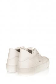 Copenhagen Footwear | Leren sneakers CPH36 | wit  | Afbeelding 4