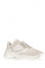Copenhagen Studio's |  Leather sneakers CPH107 | off white  | Picture 3